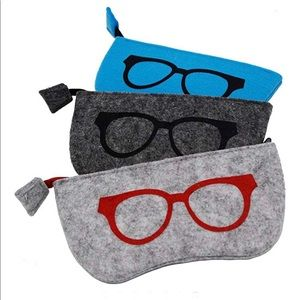 Accessories - Eyeglasses Sunglasses Case  3 Pack NWT